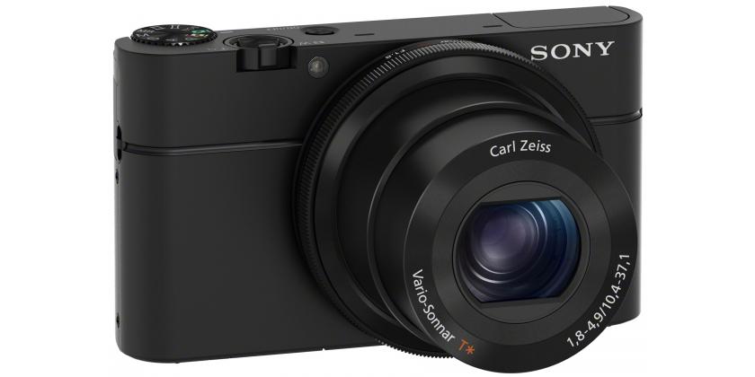 Sony Cyber-shot DSC-RX100.