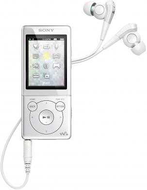 Sony NWZ-E574 Lecteur mp3 vidéo WALKMAN® 8 Go NWZ-E574