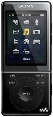 Sony NWZ-E474 Lecteur mp3 vidéo WALKMAN® 8 Go NWZ-E474