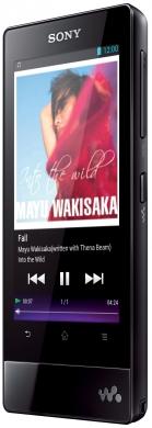 Sony NWZ-F805 Lecteur mp3 vidéo WALKMAN® compatible Web 16 Go NWZ-F805