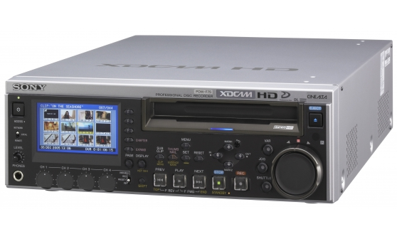 Sony xdcam player software