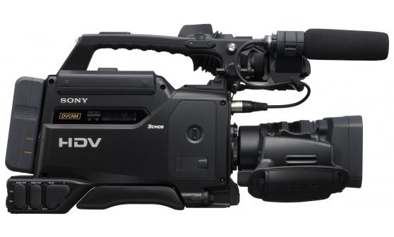 hvr s270e rh pro sony Sony Camcorder Sony HDR HC1