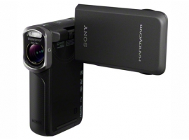HDR-GW77VE/B-Handycam® Camcorder-Flash / Memory Stick
