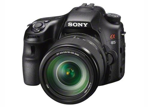 Sony Alpha SLT-A65VM