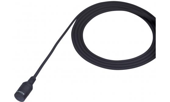 Sony ECM-44B Omnidirectional Lavalier Microphone