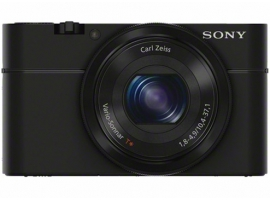 DSC-RX100-Cyber-shot™ Digital Camera-RX Series