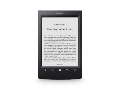 Reader eBook>E-book reader