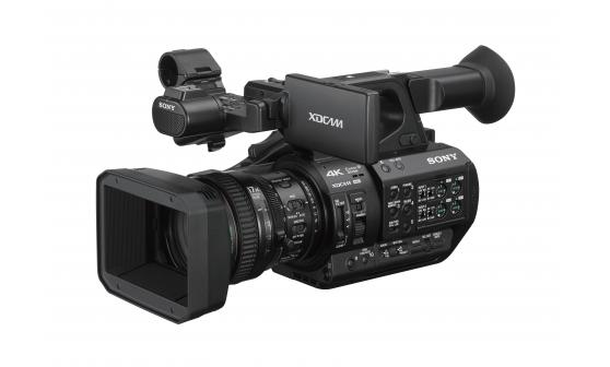 PXW-Z280 Handheld Camcorder - 4K HDR - Sony Pro