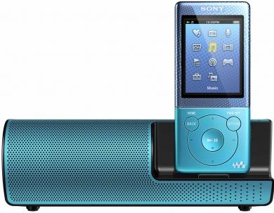 Sony NWZ-E473K Lecteur mp3 vidéo WALKMAN® 4 Go NWZ-E473K