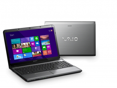 Sony Vaio Laptop Sve1512w1esi Win 8 1tb Hard Drive 8gb