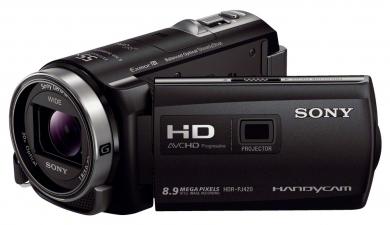 Sony PJ420VE Camescope Full HD avec mémoire flash HDR-PJ420VE