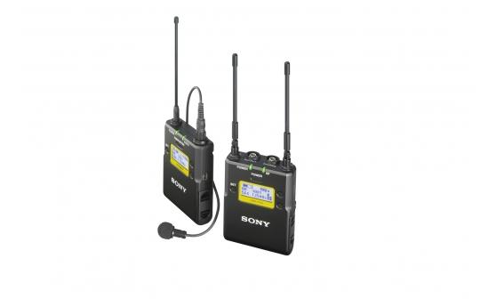 UWP-D11 UWP-D Wireless Mic Belt-pack - Sony Pro