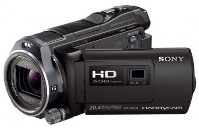 Sony PJ650VE Camescope Full HD avec mémoire flash HDR-PJ650VE