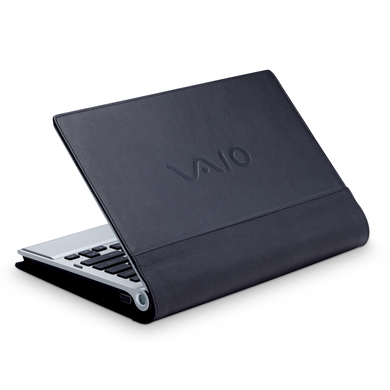 Sony VGP-CVZ2 Сумка для ноутбука Sony VAIO VGP-CVZ2 Leather Black Cover...