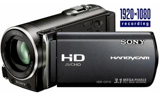 Видеокамера sony hdr-cx110e инструкция