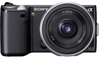 Фотоаппарат Sony Alpha NEX-5K