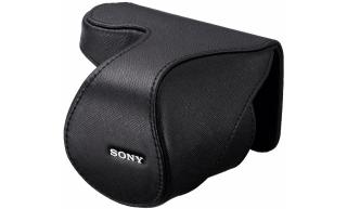 Полужесткий чехол для Sony Alpha защищает от пыли и. Чехол Sony LCS...