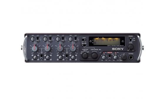DMX-P01 Portable Digital Audio Mixer - Sony Pro