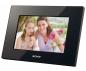 Купить цифровую фоторамку Sony DPF-D710B по низкой цене с доставкой и...
