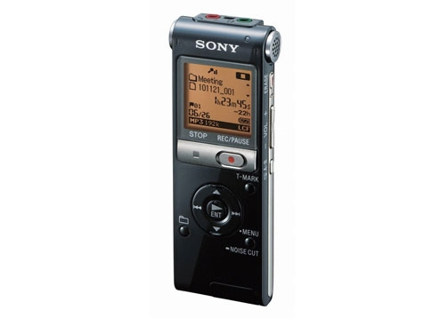 Sony icd-p620 recorder