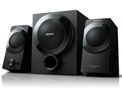 Multimedia Audio Speakers