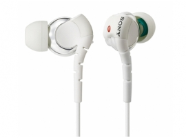 MDR-EX310SL/W-Headphones-High End In-Ear Headphones