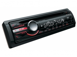 CDX-GT300MP-Xplod™ CD Receivers