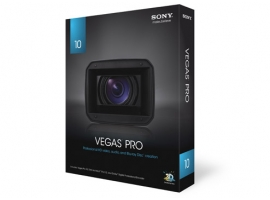 SFVV10DVD-Vegas Video Editing