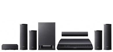 Imagen  Sony modelo BDV-E780W