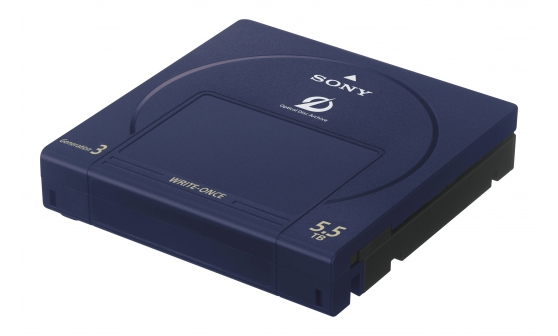 Optical Disc Archive Cartridge Generation 3