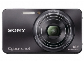 DSC-W570/B-Cyber-shot™ Digital Camera-W Series