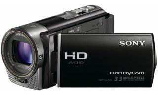 HDR-CX130E