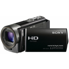 Ricondizionato: Handycam HD con memoria flash Garanzia standard Sony completa inclusa! ristrutturato, HDRCX130EB.CEN.A
