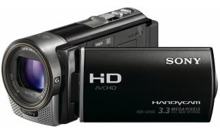 Видеокамера HiDef Sony HDR-CX 130 EB в Екатеринбурге, Челябинске, Тюмени...
