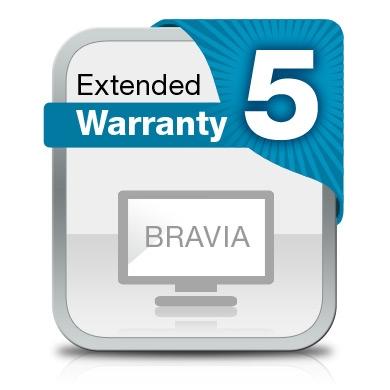 Sony Extension de garantie BRAVIA® BEW-Y5-06