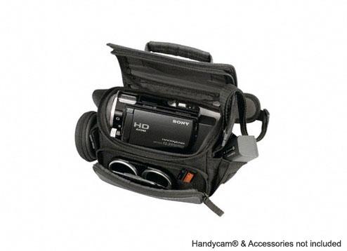 Название в накладных: Чехол фотокамер Sony LCS-U10 Black.