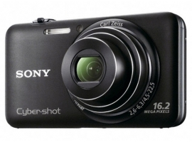 DSC-WX7/B-Cyber-shot™ Digital Camera-W Series