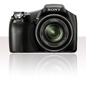 ...Cyber-shot DSC-HX9V и 7х у Sony Cyber-shot DSC-HX100V
