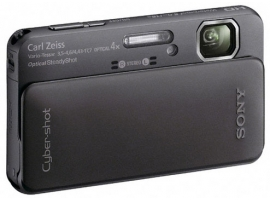 DSC-TX10/B-Cyber-shot™ Digital Camera-T Series