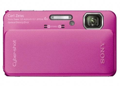 Máy ảnh cảm ứng chống Sony DSC-TX10 giá 7tr310