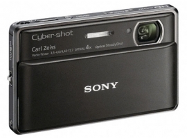DSC-TX100V/B-Cyber-shot™ Digital Camera-T Series