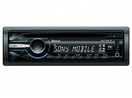 MEX-BT3950U-Xplod™ CD Receivers