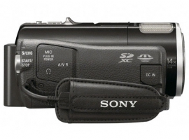 HDR-CX560E-Handycam® Camcorder-Flash / Memory Stick