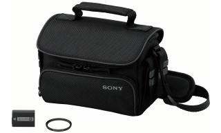 Дизайн сумки Sony LCS-U10 & nbsp;хорошо продуман и в нем имеются...