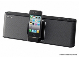 RDP-M15iP-Audio Docks-iPod/iPhone Docks
