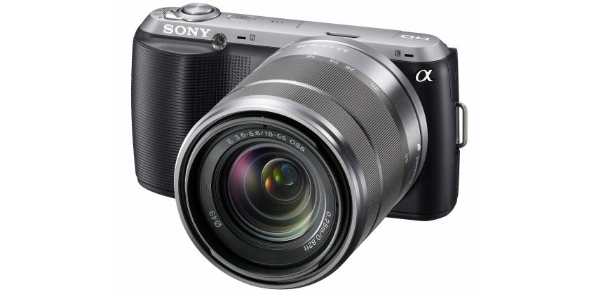 appareil photo hybride sony annonce le nex c3 et le a35. Black Bedroom Furniture Sets. Home Design Ideas