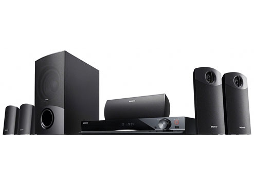Design Home Theater on Dav Dz340k   Dvd Home Theatre System   Home Theatre System   Sony