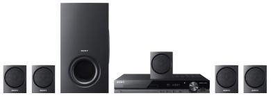 Imagen Home Cinema 5.1 Sony modelo DAV-TZ135