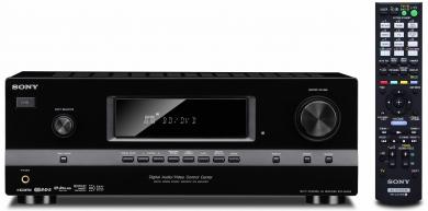 Imagen Home Cinema 7.2 Sony modelo STR-DH520