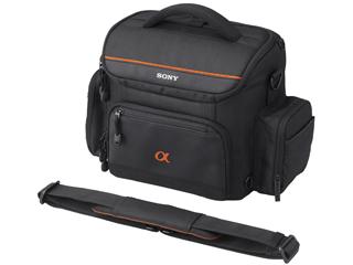 Сумка для фотоаппарата Sony LCS-SC20 (черный)